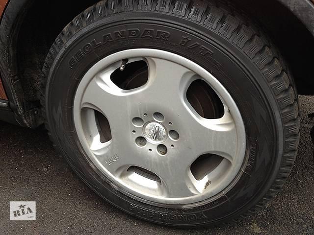 купить бу диски OZ 18'' и зимние шины резина Yokohama Geolandar 255/55 в Киеве