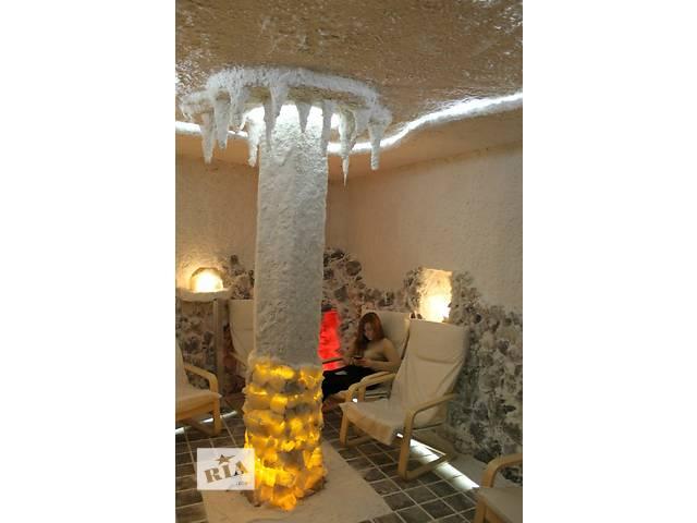 купить бу Оздоравливающий и омолаживающий эффект в соляной комнате в Черноморске (Ильичевске)