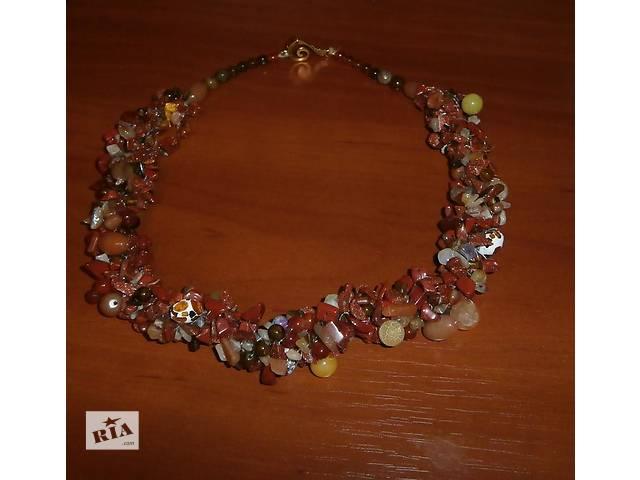 продам Ожерелье из натурального камня бу в Кривом Роге
