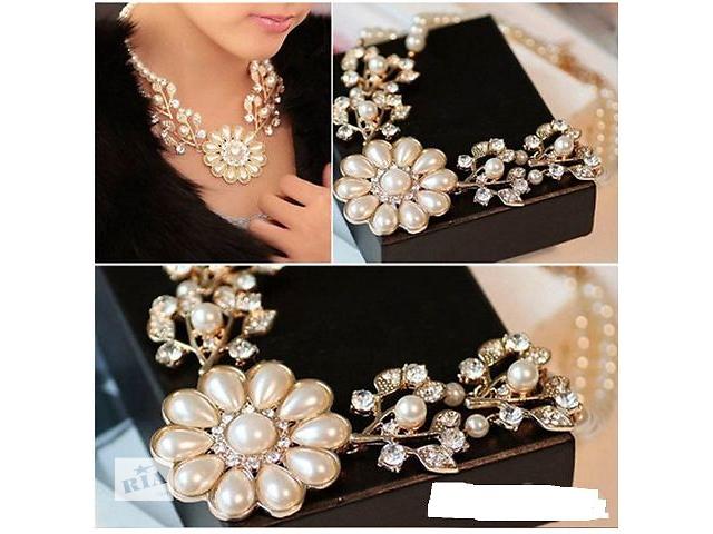 купить бу Ожерелье из жемчуга.Колье. в Одессе