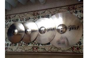 б/у Ударные тарелки