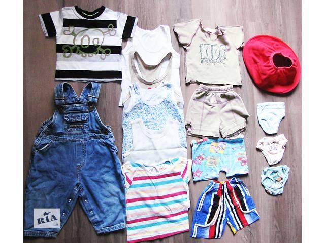 бу Пакет дет.одежки от 15 м до 1,9 м! ПОДАРОК! в Киеве
