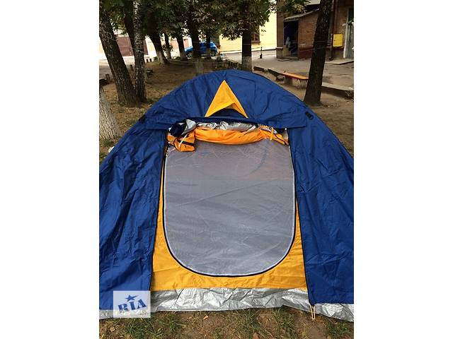 Палатка 3-х местная Iglu из Германии- объявление о продаже  в Виннице