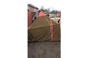 б/у Палатки трехместные