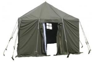Палатки восьмиместные