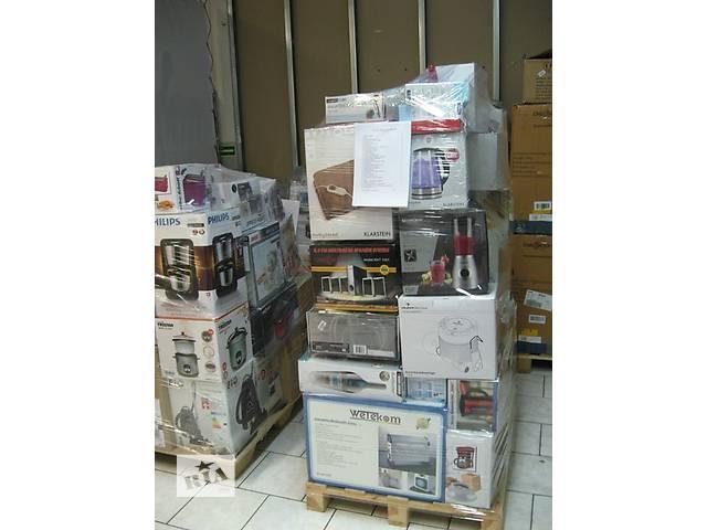 продам Паллеты с бытовой техникой бу в Киеве