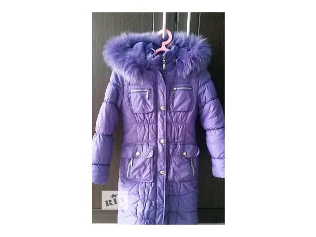 купить бу Пальто для девочки-KIKO в Кременчуге