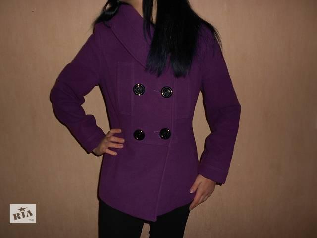 Пальто кашемировое, 44 размер, Италия, полупальто, куртка, деми, демисезонное- объявление о продаже  в Николаеве