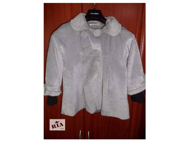 бу Пальто на девочку (демесезон) в Томашполе