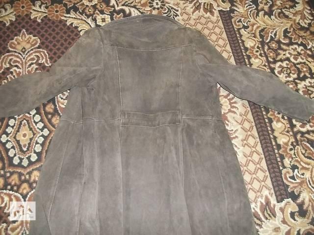 купить бу пальто под замш в Кременчуге