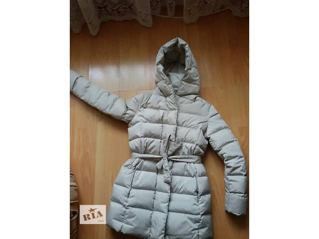 продам пальто-пуховик бу в Василькове