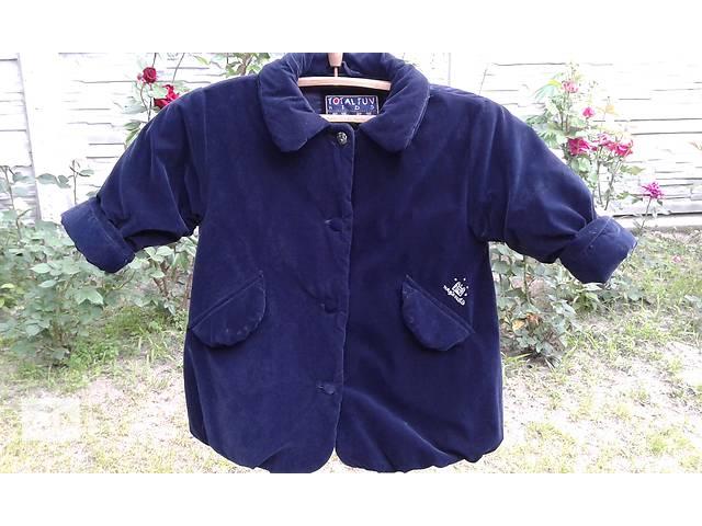 продам Пальто теплое на холодную осень -весну на 1,5-2 года бу в Днепре (Днепропетровске)