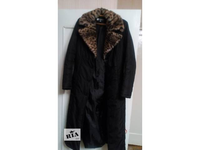 продам Пальто тёплое зимнее бу в Виннице