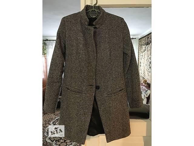 купить бу Пальто из твида в Сумах