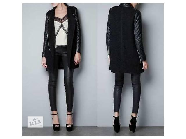 продам Пальто Zara Woman копия бу в Коростышеве