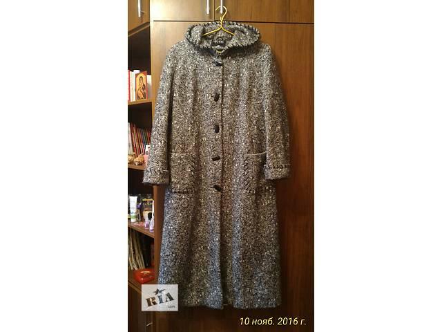 бу Пальто женское демисезонное шерстяное в Драбове