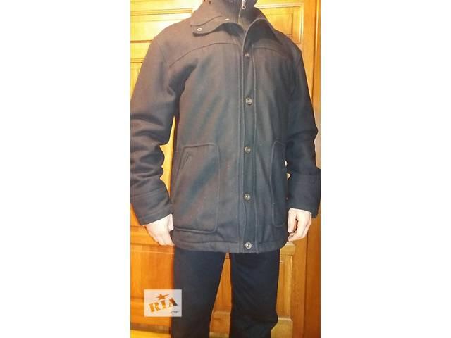 купить бу пальто зимнее классика в Львове