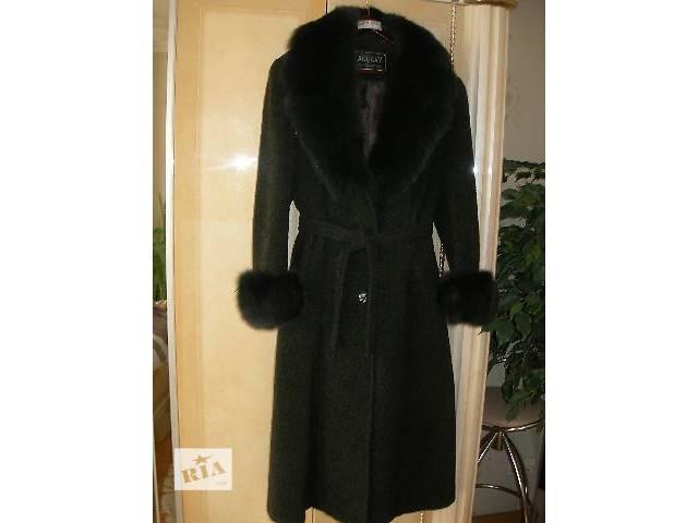 Пальто женское,осень-зима- объявление о продаже  в Киеве