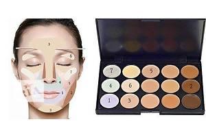 Корректирующие и маскирующие средства для лица