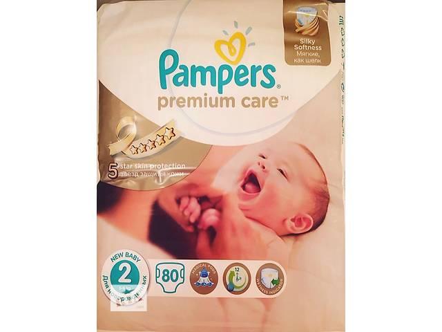 купить бу Pampers premium care. размер 2 в Киеве
