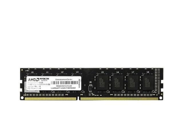 продам Память AMD DDR3 1600 4GB BULK бу в Киеве