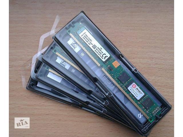 Память Kingston DDR3 1600 8Gb PC3-12800 KVR16N11/8- объявление о продаже  в Киеве