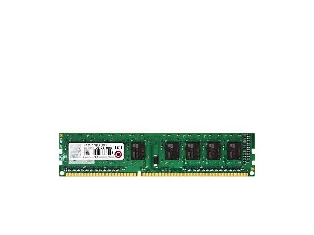 бу Оперативная память Transcend DDR3 1600 4GB в Киеве