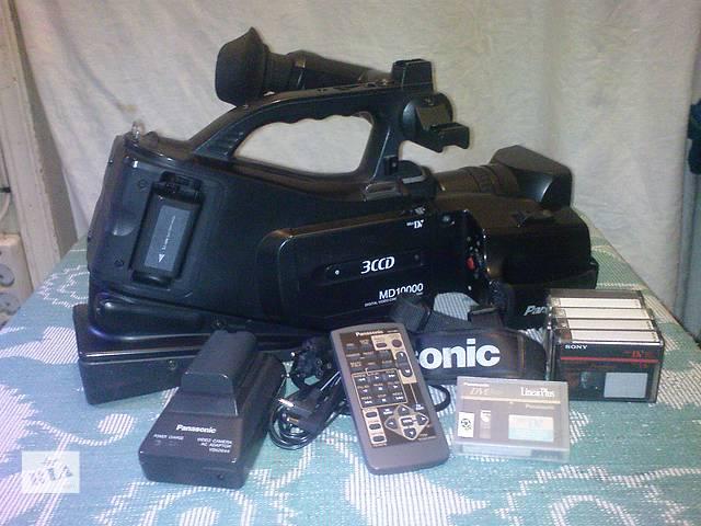 купить бу Panasonic NV-MD10000 в Раздельной