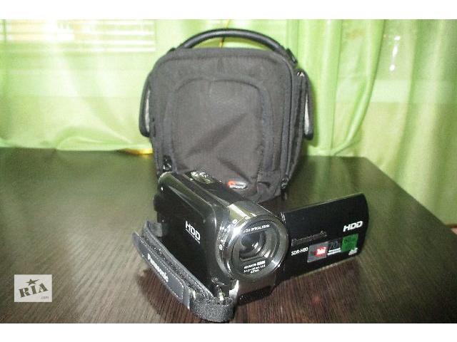 купить бу Panasonic SDR-H80 в Тернополе