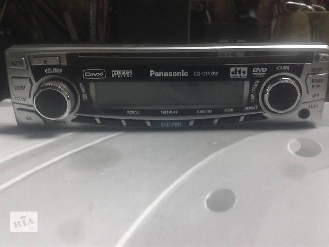 продам  Panasonic CQ-D1703W под ремонт или на з/ч бу в Кременчуге
