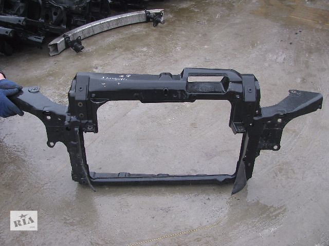купить бу панель передняя для Skoda Fabia, 2003 с конд. в Львове