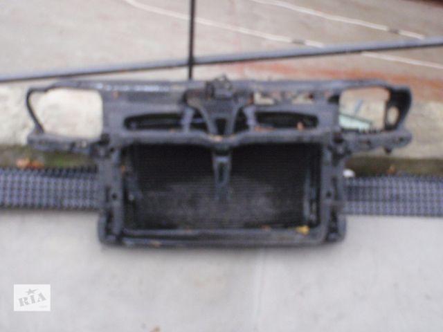бу Панель передняя для Volkswagen Bora, 1.9 tdi, с кондиционером   в Львове