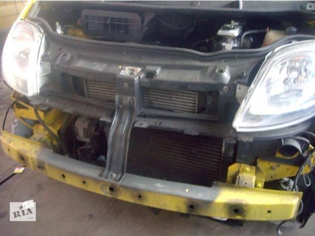 купить бу Панель передняя телевизор Renault Trafic Рено Трафик Opel Vivaro Опель Виваро Nissan Primastar 1.9Dci, 2.0Dci, 2.5Dci в Трускавце