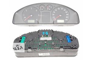 б/у Панель приборов/спидометр/тахограф/топограф Volkswagen T5 (Transporter)