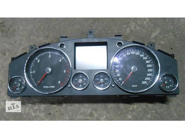 купить бу Панель приборов 7L6920870L 7L6920880M 7L6920870S 7L6920881A Volkswagen Touareg Туарег 2.5TDI / 5.0 в Ровно