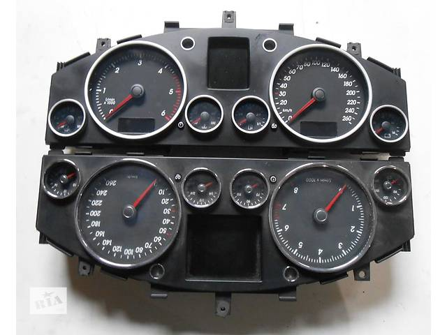 бу Панель приборов 7L6920870L 7L6920880M 7L6920870S 7L6920881A Volkswagen Touareg Туарег 2.5TDI / 5.0 в Ровно