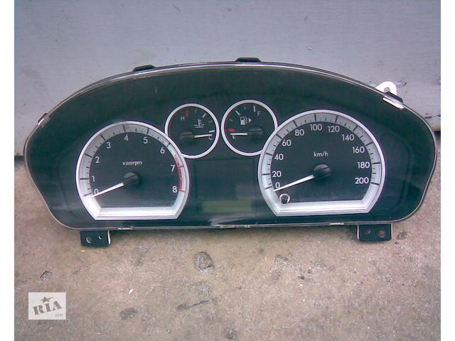 купить бу Панель приборов Chevrolet Aveo Т-250 в Харькове