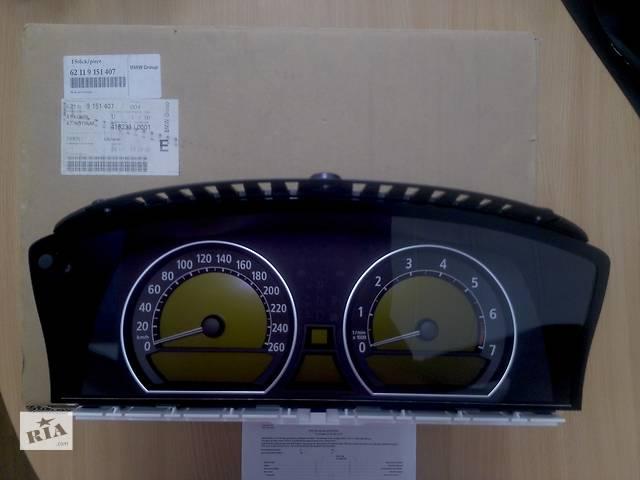 купить бу Панель приборов для BMW 7' (E65/E66/E67) 62119151407,62119140811 в Одессе
