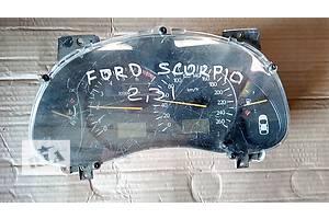 б/у Панели приборов/спидометры/тахографы/топографы Ford Scorpio
