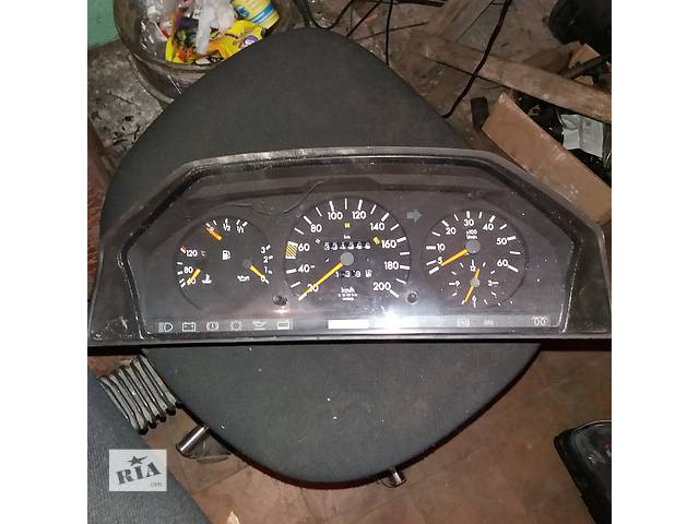 бу Панель приборов для Mercedes 124 2.5 D 1991 в Ковеле