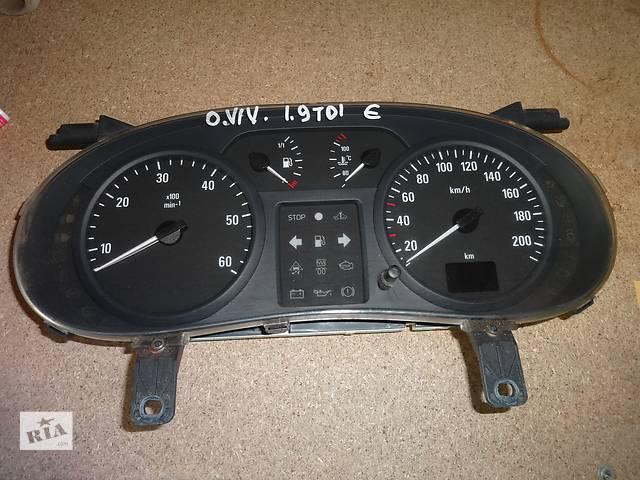 купить бу панель приборов для Opel Vivaro 1.9tdi 2001-2006 в Львове