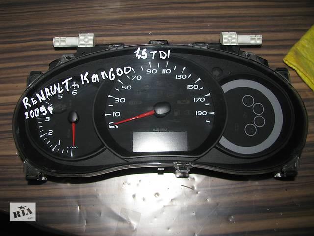 панель приборов для Renault Kangoo 1.5tdi 2008-2012- объявление о продаже  в Львове