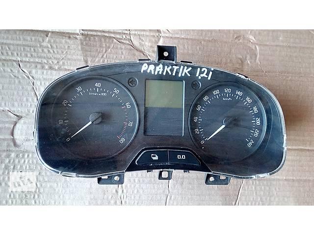 купить бу панель приборов для Skoda Praktik 1.2i 5J0920801E в Львове