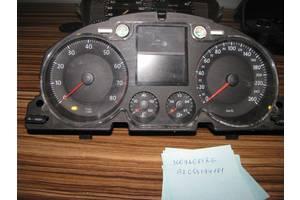 б/у Панели приборов/спидометры/тахографы/топографы Volkswagen В6