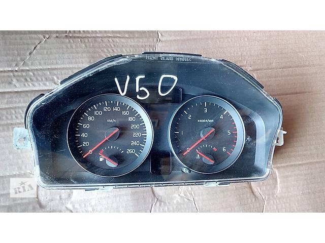 продам панель приборов для Volvo V50 2.0tdi 2011 31296228 бу в Львове
