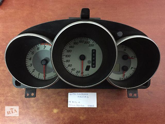 продам Панель приборов Mazda 3 2007    BD4K 55430 K9001  48 B53J A бу в Одессе