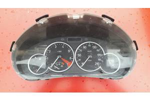 б/у Панели приборов/спидометры/тахографы/топографы Peugeot 206