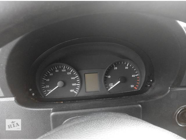 Панель приборов/спидометр/щиток Mercedes Sprinter 906 903 ( 2.2 3.0 CDi) 215, 313, 315, 415, 218, 318 (2000-12р)- объявление о продаже  в Ровно