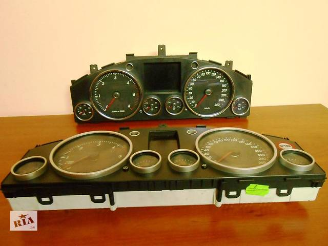 продам Панель приборов спидометр тахограф топограф 2.5TDI / 5.0 TDI Volkswagen Touareg Туарег бу в Ровно