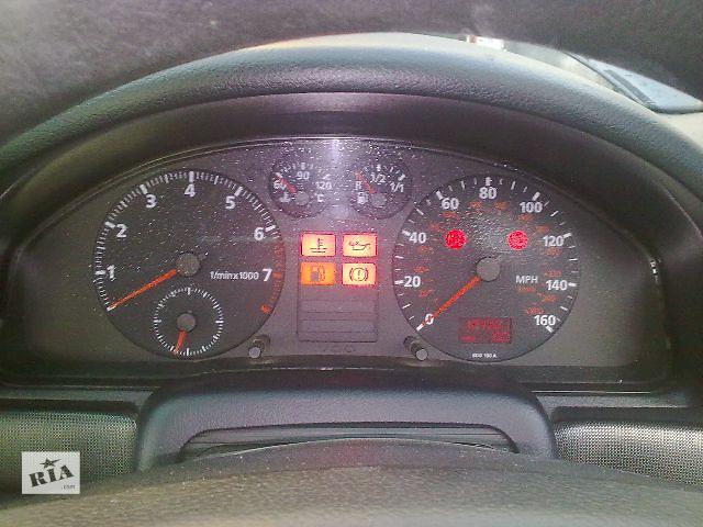 продам  Панель приборов/спидометр/тахограф/топограф для легкового авто Audi A4 1996 бу в Львове
